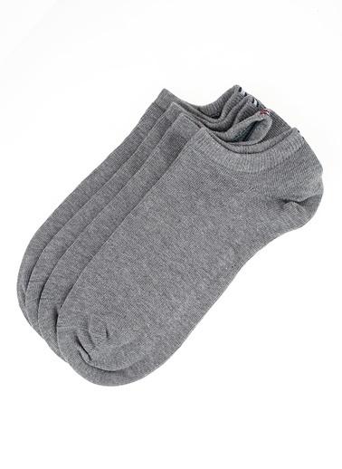 Tommy Hilfiger Çorap | 2'li Paket Gri